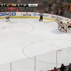 Coyotes at Flyers / Game Highlights