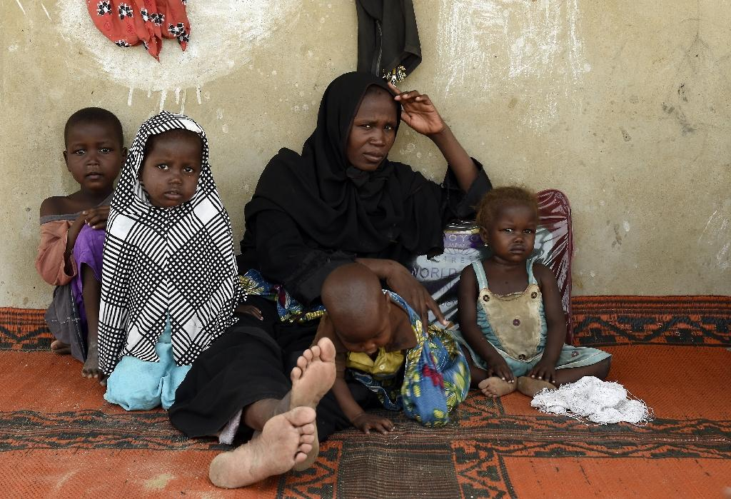 Nigerian refugees in Chad root for Buhari but can't vote