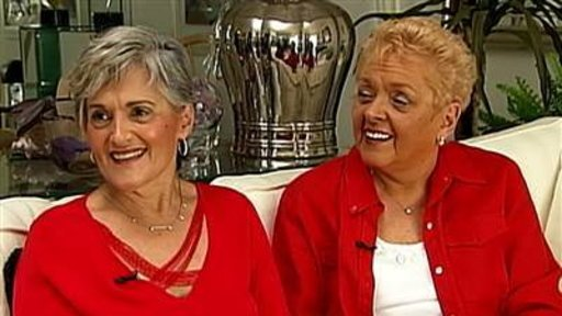 Twin Sisters Reunited After …