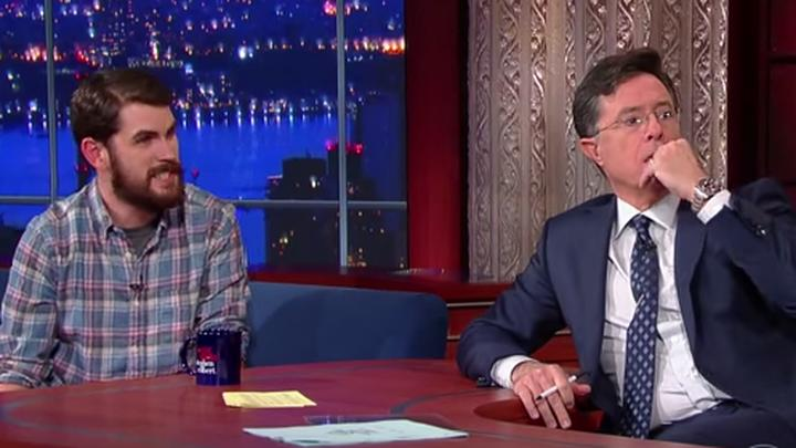 No Man's Sky still doesn't have a launch date after Colbert appearance
