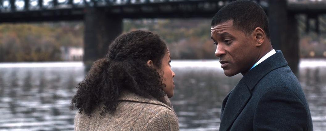 First Look: Sony's Dramatic 'Concussion' Trailer With Will Smith Facing Down Pro Football