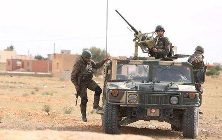 Tunisia breaks up 160 militant cells in first 10 months of 2016 -ministry