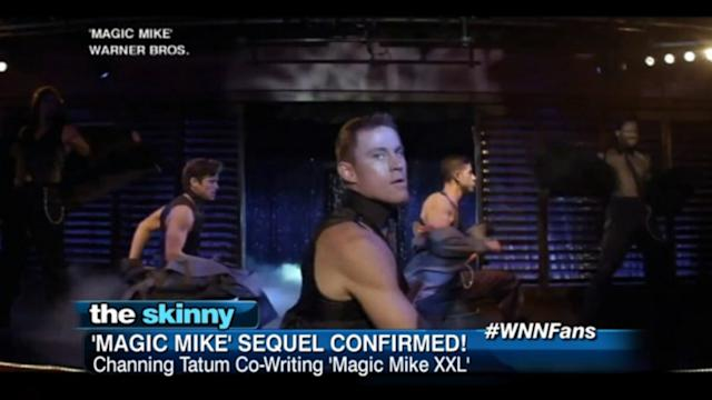 Another 'Magic' Act Coming From Channing Tatum