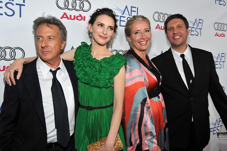 AFI Film Festival 2008 Dustin Hoffman Emma Thompson Liana Balaban Joel Hopkins