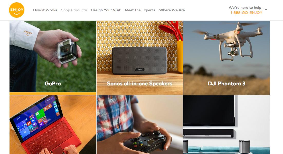 Apple's ex-retail star takes on Amazon