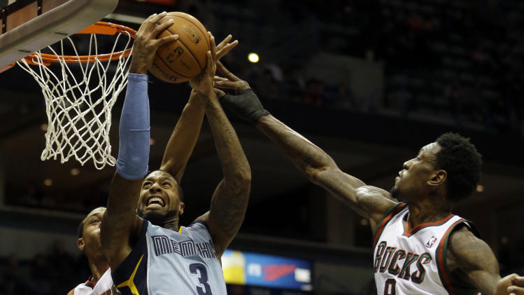 Grizzlies win 4th straight, get back to .500