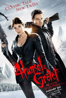 Poster of Hansel and Gretel: Witch Hunters