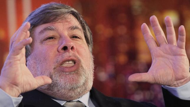 Steve Wozniak takes more shots at Apple and its closed philosophy