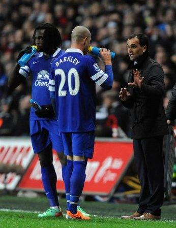 Soccer - Barclays Premier League - Swansea City v Everton - Liberty Stadium