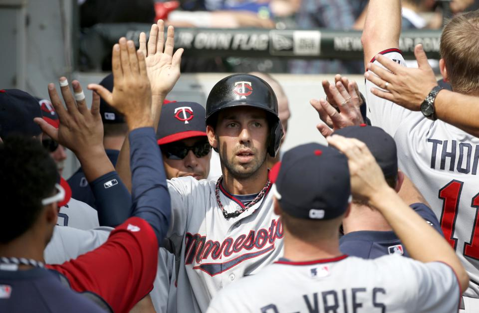 Diamond pitches into 7th of Twins' 4-3 win