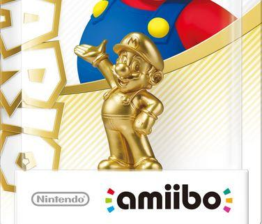 Gold Mario Amiibo Confirmed, Is Exclusive to Walmart