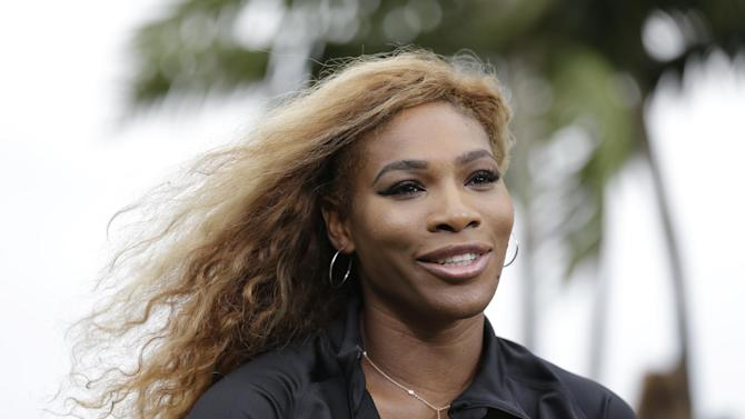 Serena readies for Miami tourney near home