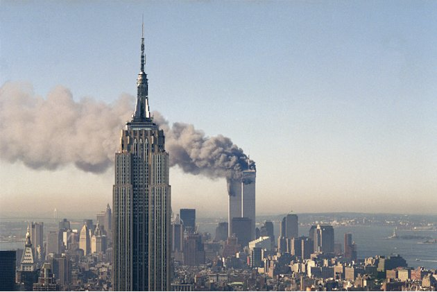 Study: Sept. 11 most memorable TV moment