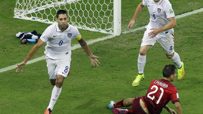 Portugal rescues 2-2 draw with US at World Cup