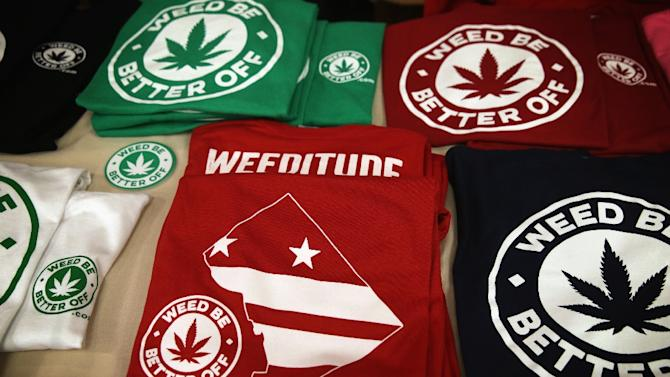 Already 23 out of 50 states, plus the America's capital, allow pot in some form, whether for medical or recreational purposes