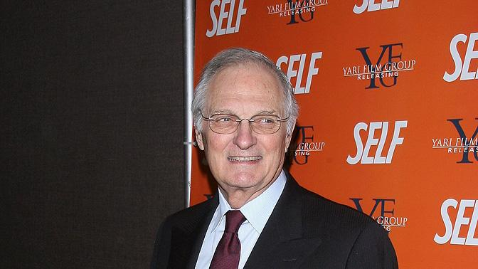 Nothing but the Truth NY Screening 2008 Alan Alda