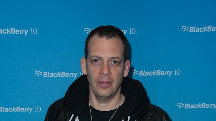 BlackBerry Z10 Launch Event