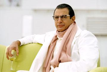 Jeff Goldblum in Touchstone Pictures' The Life Aquatic with Steve Zissou