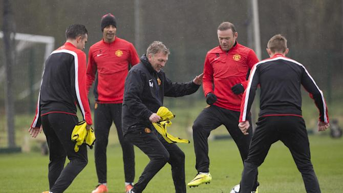 Manager Moyes: My job safe at Manchester United