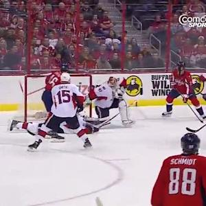 Eric Fehr roofs one on Craig Anderson