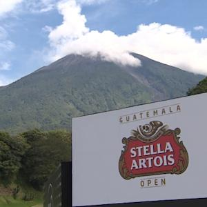 Weather a major factor at Guatemala Stella Artois Open