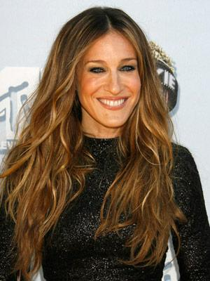 Long, Layered Locks: Sarah Jessica Parker