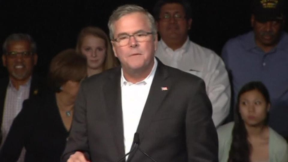 Jeb latest Bush to launch US presidential bid