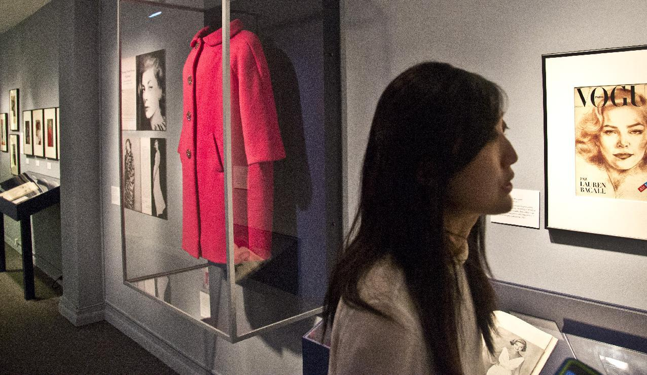 New fashion museum exhibit documents Lauren Bacall: The Look