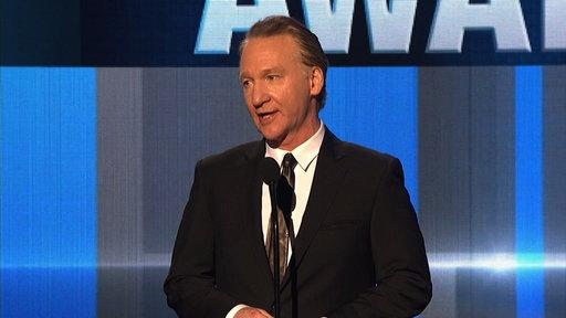 Bill Maher Introduces Rihanna
