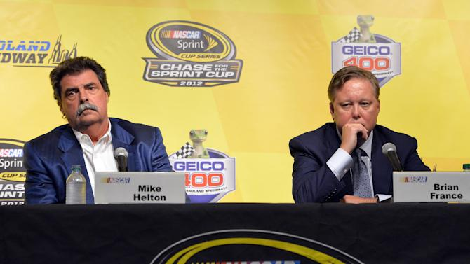 Hendrick: 'They had to do what they did.'