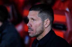 Simeone: Atletico only focused on La Liga fixture