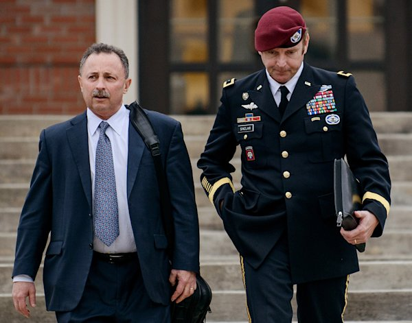 General's court-martial is thrown into jeopardy
