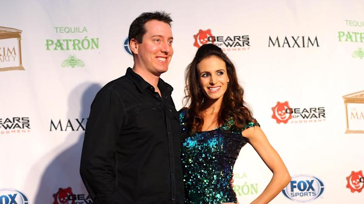 NFL: Super Bowl XLVII-Maxim Party-Red Carpet