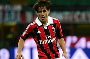 Bojan content with life at AC Milan despite goalscoring drought