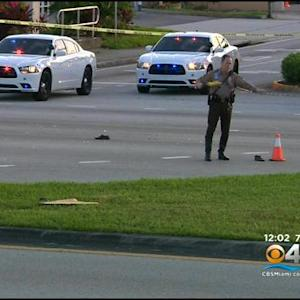 Pedestrian Killed On LeJeune Road Near The Airport