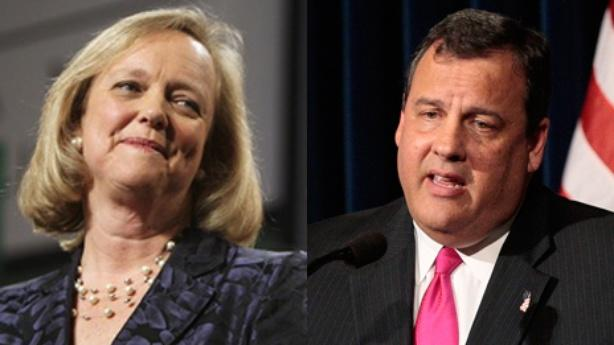 Chris Christie Told Meg Whitman He Wasn't Running