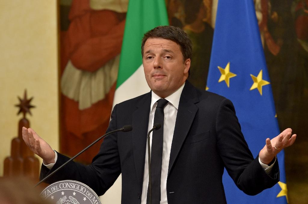 Italy's Renzi quits after crushing referendum defeat