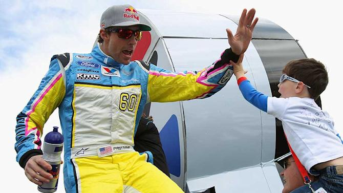 Pastrana featured in ESPN NASCAR commercial
