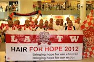 Singapore fan group LATW raises total of $4000 for charity