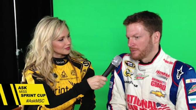 Ask Miss Sprint Cup: Dale Earnhardt Jr.