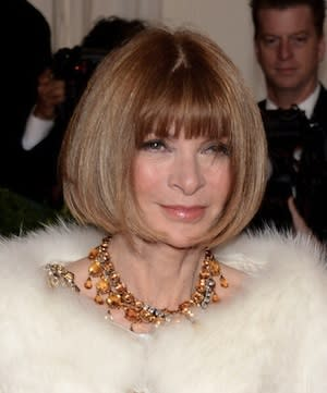 Anna Wintour Gets Fashionably Political at Chicago Fund-Raiser for Obama
