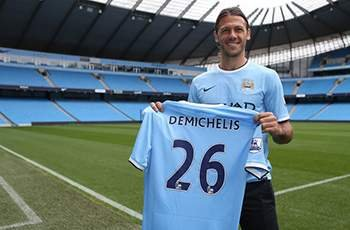 Manchester City confirms injured Demichelis out for six weeks