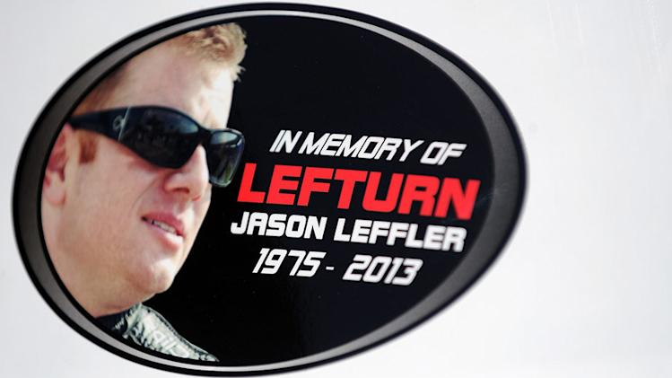 Trust fund established for Jason Leffler's son