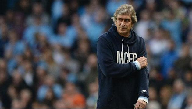 Pellegrini confident Man City can beat Barcelona