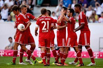 Bayern membership numbers hit record levels