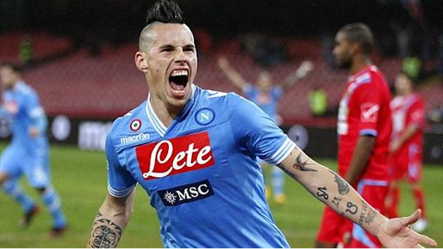 Serie A - Hamsik: Napoli can win Scudetto