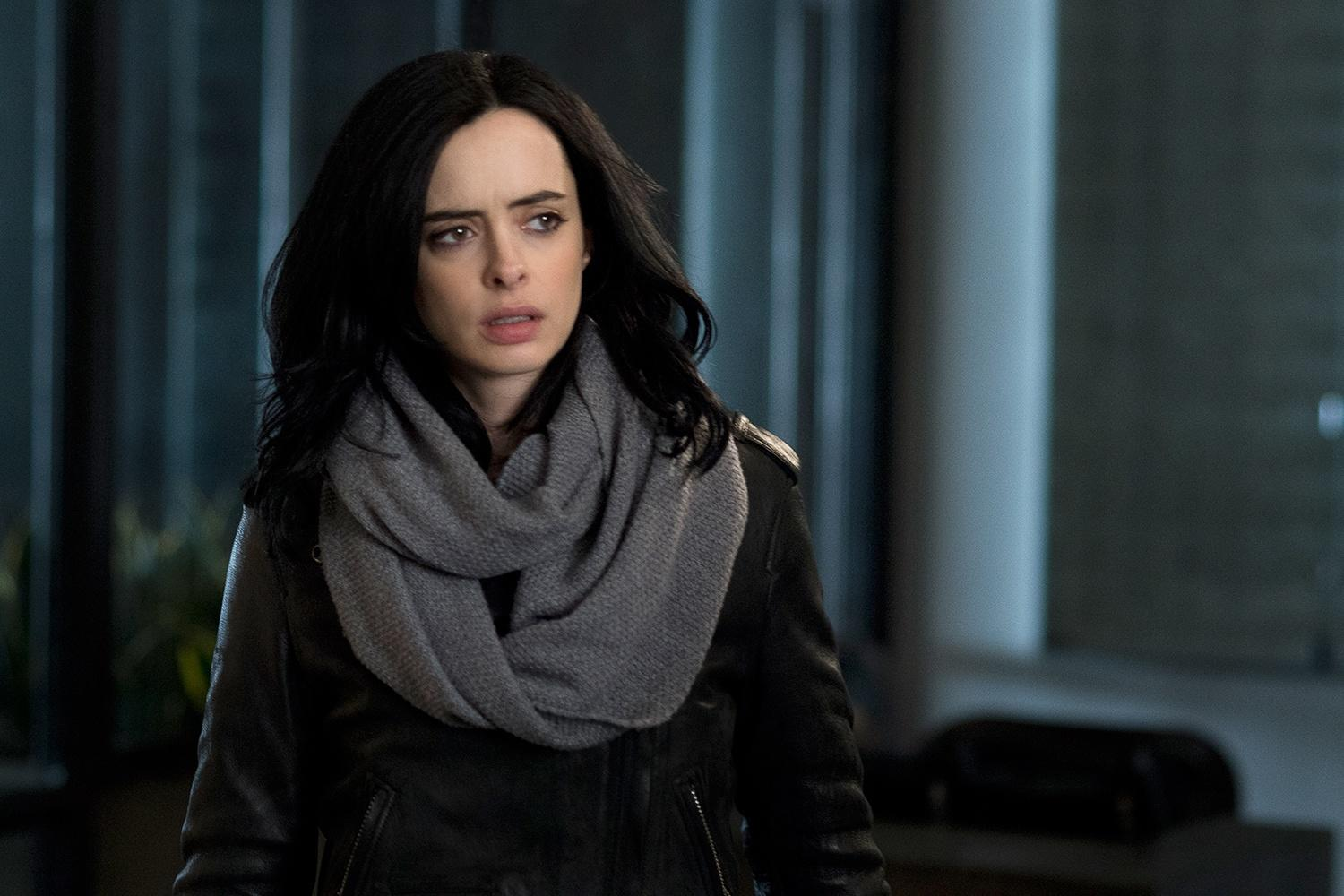 Netflix and Marvel's Jessica Jones is the feminist superhero we all need