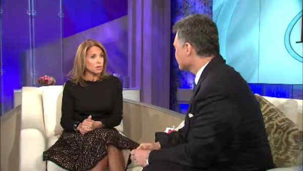 One on one with Katie Couric