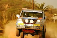 Tata Motors Full Throttle team has achieved yet another feat, rallying home to victory in the SJOBA Thunderbolt