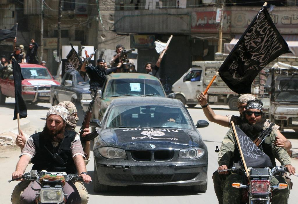 Chief of Al-Qaeda's Syria affiliate pledges no attacks on the West